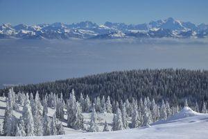 Jura et les Alpes