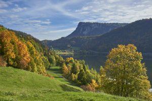 Vallée de Joux et la Dent de Vaulion